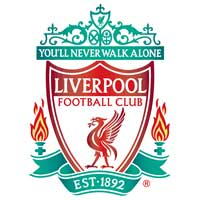 Liverpool current badge crest