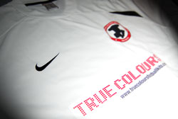 Nike True Colours football shirt