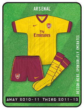 best service 9a018 6ae0e True Colours Football Kits » 2012-13 Premier League Kits