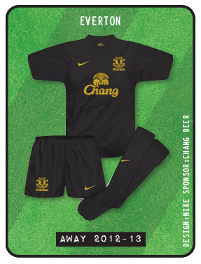 2012 13 Premier League Kits – True Colours Football Kits