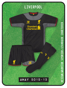 e5178af0e66 True Colours Football Kits » 2012-13 Premier League Kits