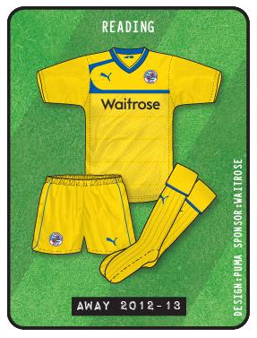 2012 13 Premier League Kits – True Colours Football Kits