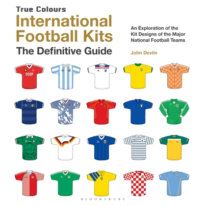 true colours, international teams, kits, football kits, football shirts